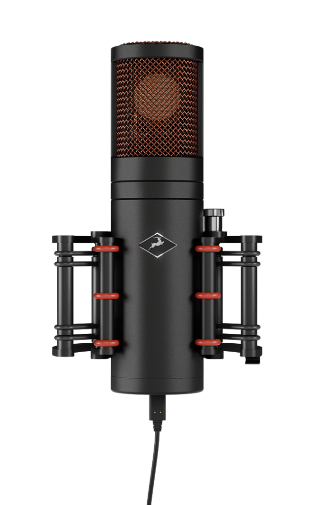 Antelope Audio enhances Edge Go's Synergy Core capability with various vocal-oriented effects available as paid stware expansions !