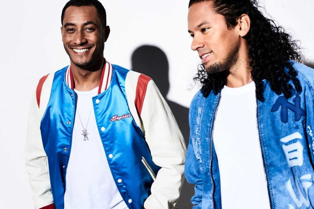 SUNNERY JAMES & RYAN MARCIANO ENTER INTO NEW MUSICAL CHAPTER WITH FIRST RELEASE OF 2020: 'PRAY' (WITH YAX.X AND SABRI) !