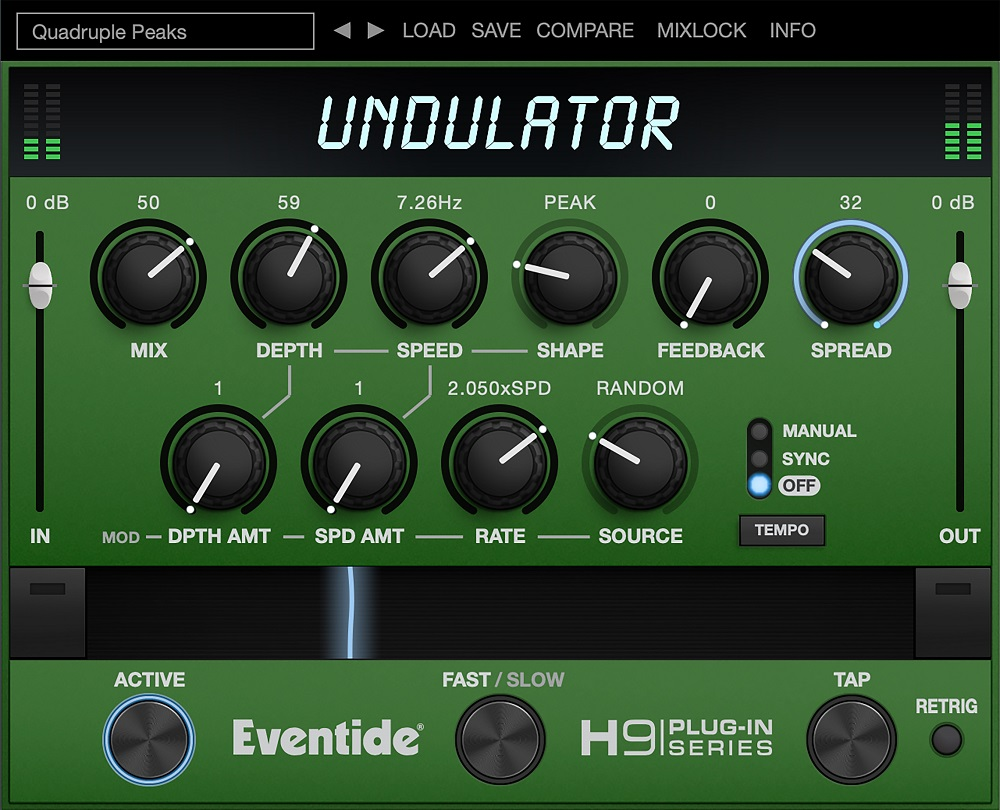 Eventide Releases Undulator Plug-In, Commits Proceeds to Social Justice Initiatives !