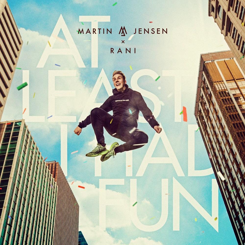 MARTIN JENSEN AND RANI PARTNER UP FOR THE SUNSHINE, FEEL-GOOD HIT ...