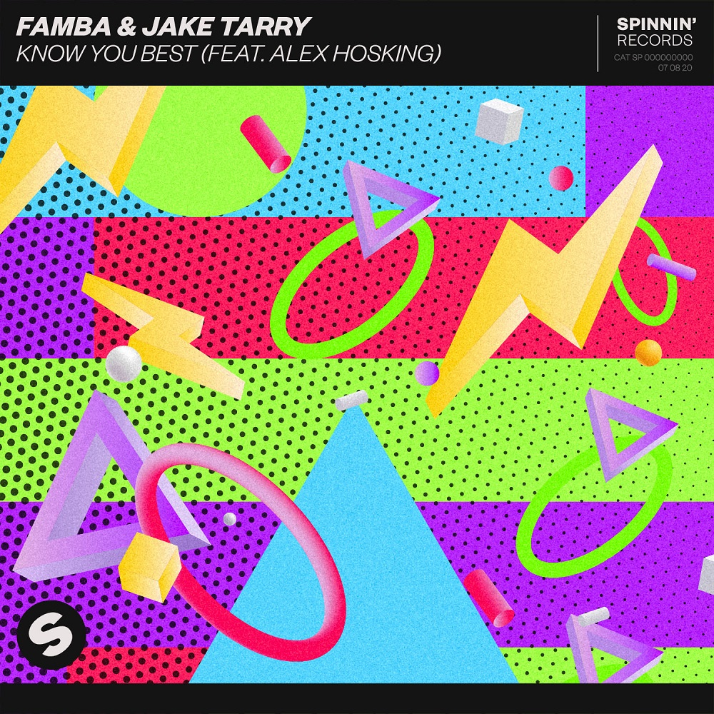 Famba & Jake Tarry drop 'Know You Best' feat. Alex Hosking ! | EDM Nations