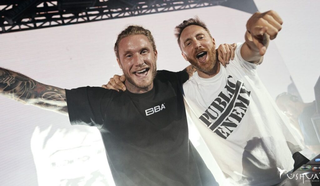 DAVID GUETTA WINS DJ MAG TOP 100 DJS 2021 FOR THE SECOND YEAR IN A ROW !